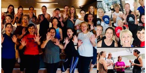 Empowerment Self Defence  Australia  For Women 16 +
