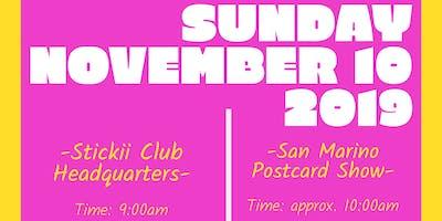 Snail Mail Social Club November Meet Up