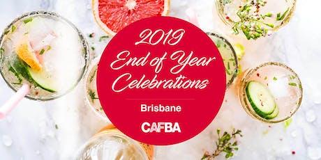 CAFBA 2019 BRISBANE COCKTAIL EVENT tickets