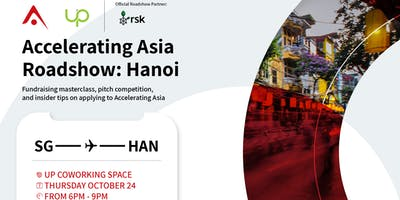 Accelerating Asia Roadshow in Hanoi