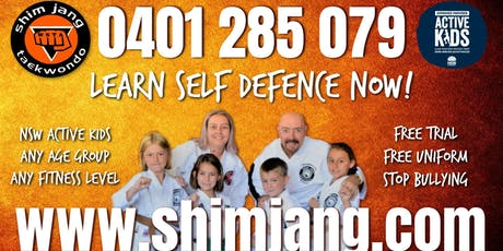 Forest Hill Come & Try Day with Shimjang Taekwondo tickets