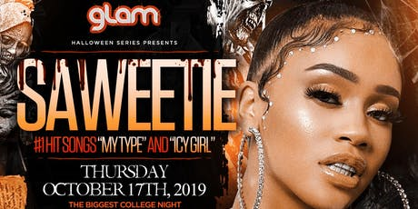 SAWEETIE Live MANSION Costa Mesa! Feat: Her Hit songs: MY TYPE & ICY GIRL tickets