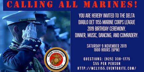 Marine Corps Birthday Ball 2019 tickets