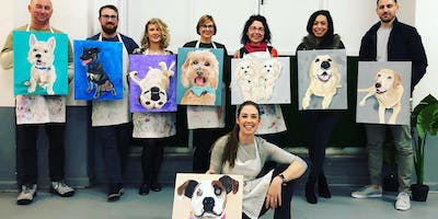 Paint Your Pet - Art Class