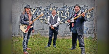True Blues Matinee with Jerome Godboo & Chris Burgess tickets