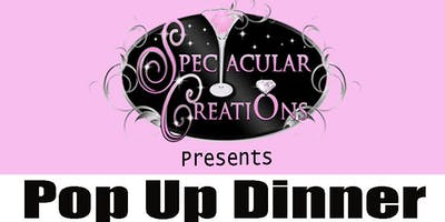 POP UP DINNER  -  A Taste of New Orleans