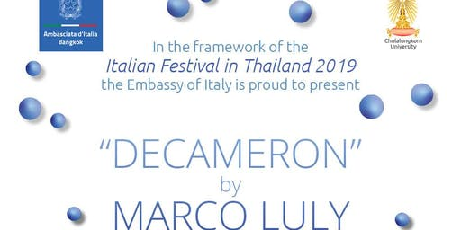 """Decameron"" by Marco Luly"