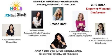 2019 HOLA Empower Women's Conference tickets