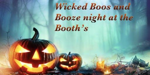 Night of Boos & Booze