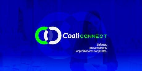 COALI NETWORKING entradas
