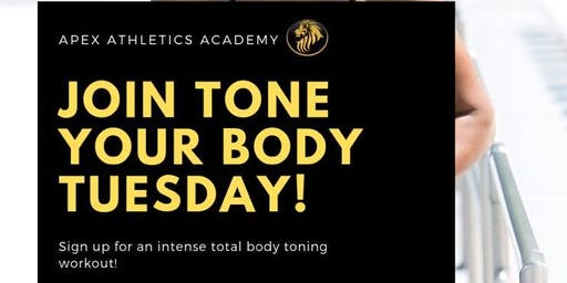Tone Your Body Tuesday