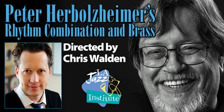 Peter Herbolzheimer's Rhythm Combination and Brass Directed by Chris Walden tickets