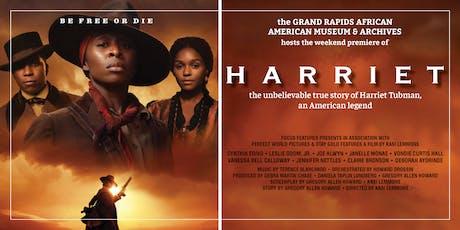 HARRIET PREMIERE tickets