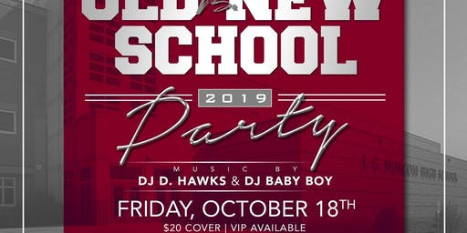 Old -New School Homecoming Party