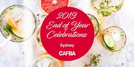 CAFBA 2019 SYDNEY COCKTAIL EVENT tickets