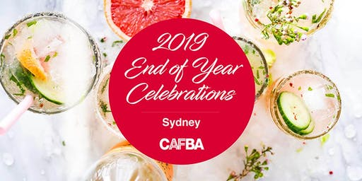 CAFBA 2019 SYDNEY COCKTAIL EVENT