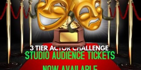 STUDIO AUDIENCE / REALITY SHOW PILOT tickets