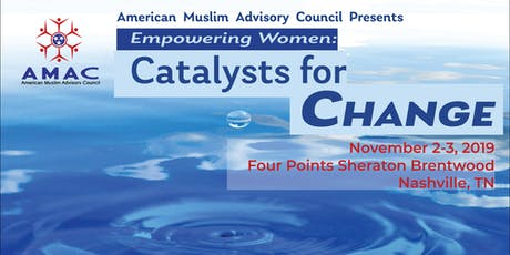 Empowering Women:  Catalysts for Change tickets