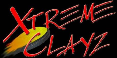 Xtreme Clayz tickets
