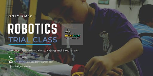 Robotic Trial Class