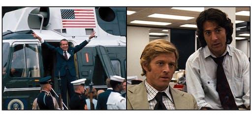 Watergate Break-In / All The President's Men Guided Walking Tour