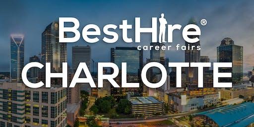 Charlotte Job Fair February 6th - Hilton Charlotte University Place