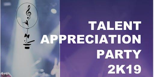 Talent Appreciation 2019