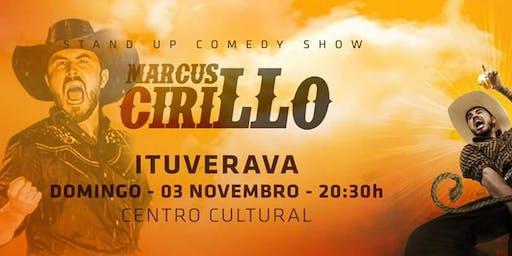 Marcus Cirillo Novo Show - Ituverava