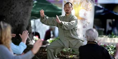 Introduction to Qigong - 4 week course tickets