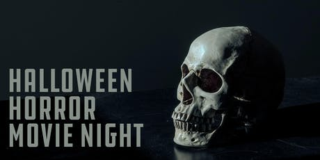 Halloween Horror Movie Night tickets