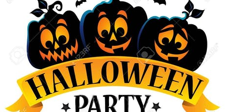 2019 Halloween Party tickets