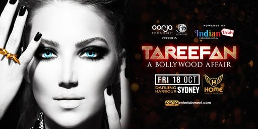 Tareefan:  An Exclusive Bollywood Party - Darling Harbour, Sydney