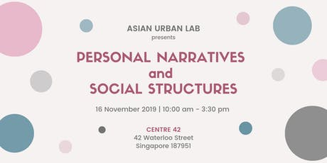 Personal Narratives and Social Structures Symposium tickets
