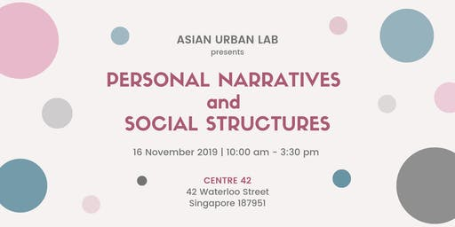 Personal Narratives and Social Structures Symposium