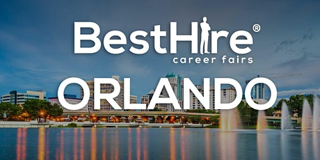 Orlando Virtual Job Fair August 25th tickets