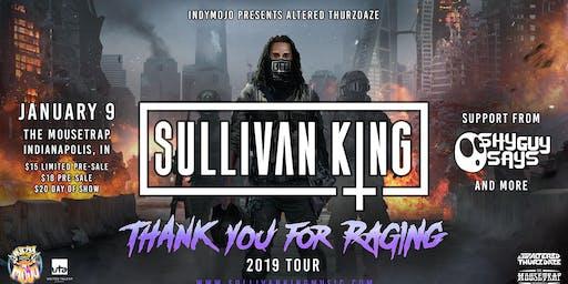 Altered Thurzdaze w/ Sullivan King