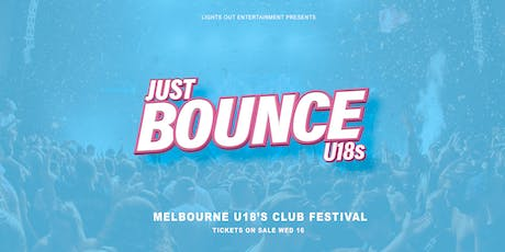 Copy of Just Bounce U18's [Club Festival] 2019 tickets