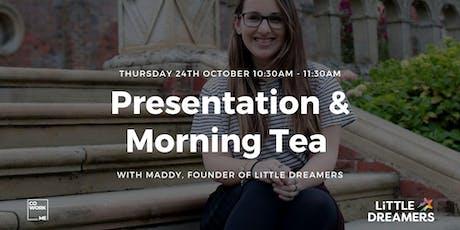 Little Dreamers Morning Tea tickets