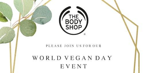 World Vegan Day Event