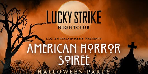 American Horror Soiree Halloween Party