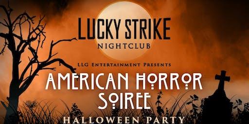 American Horror Soiree Halloween Party