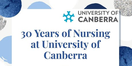 30 Years of the Bachelor of Nursing at UC tickets