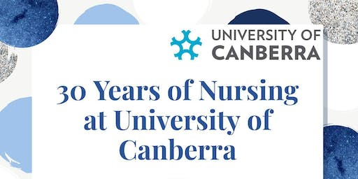 30 Years of the Bachelor of Nursing at UC