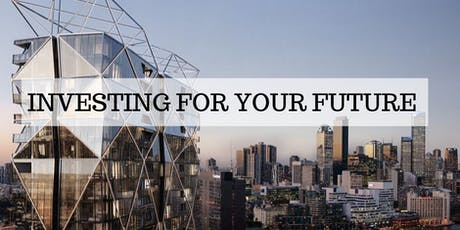 Investing for your Future tickets
