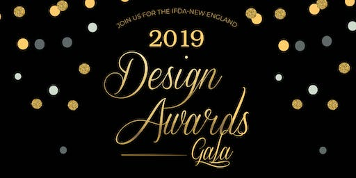 2019 IFDA-NE Design Awards Gala sponsored by Modern Luxury
