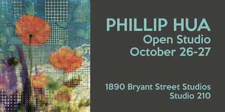 Phillip Hua Open Studio tickets