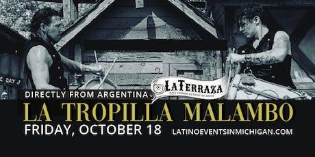 La Tropilla Malambo tickets