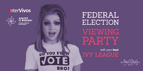 Federal Election Viewing Party tickets