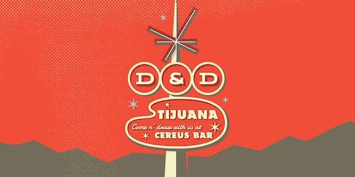 Drink & Draw Tijuana