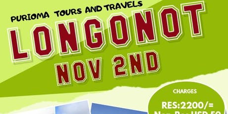 Mt Longonot Hike 2ND November  tickets